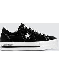 Converse - Mademe X Corduroy One Star Platform - Lyst