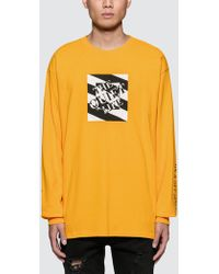 The Quiet Life - Optical L/s T-shirt - Lyst