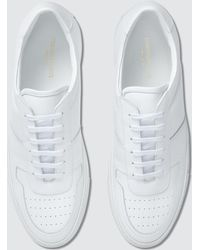 Common Projects - Bball Low In Leather - Lyst