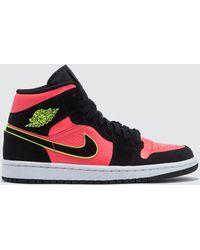 Nike - Wmns Air Jordan 1 Mid - Lyst