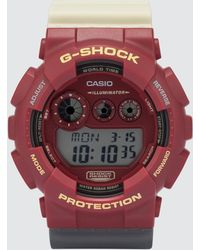 "G-Shock - Thomas Marecki X Gd120nc ""no Comply"" - Lyst"