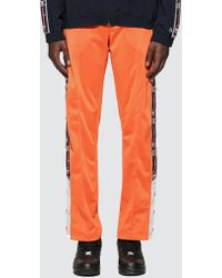 Champion - Track Pants With Snap Buttons - Lyst