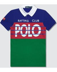 Polo Ralph Lauren - Rugby Polo - Lyst