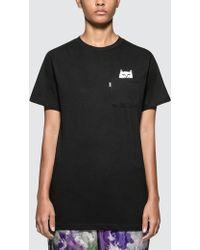 26fbf9393 RIPNDIP - Lord Nermal Short Sleeve Pocket T-shirt - Lyst
