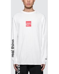 Atmos Lab - Coca-cola By Its Real Things L/s T-shirt - Lyst