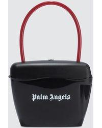 Palm Angels - Padlock Bag - Lyst