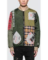 BBCICECREAM - Patchwork Liner Jacket - Lyst