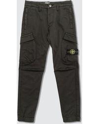 Stone Island Mo711630213 Trousers - Black
