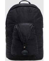 C P Company - Satin Bomber Nylon Bag - Lyst