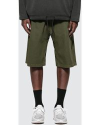 White Mountaineering - X Gramicci Garment Dyed Wid Shorts - Lyst