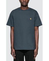 Carhartt WIP - Chase S/s T-shirt - Lyst