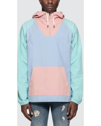 The Quiet Life - Boardwalk Windy Pullover Jacket - Lyst
