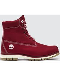 Timberland - Radford Canvas Boot - Lyst