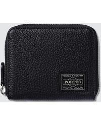 Head Porter Lucca Wallet - Black