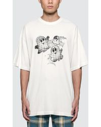 Liam Hodges - Ghost S/s T-shirt - Lyst