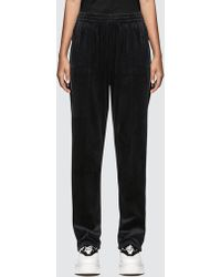 Opening Ceremony - Velour Track Pant - Lyst