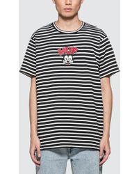 Huf - Felix Striped S/s T-shirt - Lyst
