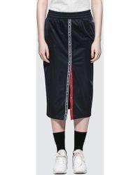 Champion - Classic Split Sweat Skirt - Lyst