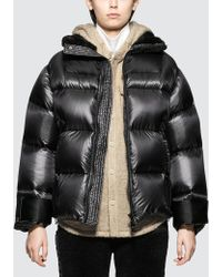 Undercover - Down Puffer Jacket - Lyst