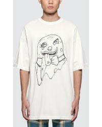 Liam Hodges - Mr.blobby S/s T-shirt - Lyst