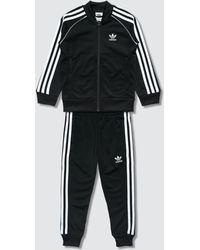 adidas Originals - Trefoil Superstar Track Suit - Lyst