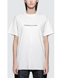 Fuck Art, Make Tees - If You Know, You Know. Short Sleeve T-shirt - Lyst