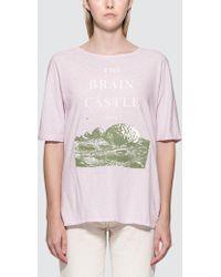 """Undercover - """"brain Castle"""" S/s T-shirt - Lyst"""