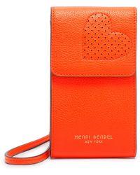Henri Bendel | Influencer Phone Pouch | Lyst