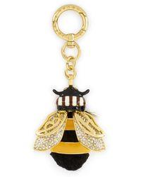 Henri Bendel - Bee Bee Buggy Key Fob - Lyst
