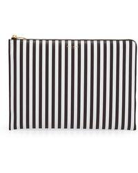 Henri Bendel | Centennial Stripe Laptop Case | Lyst