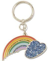 Henri Bendel - Rainbow Bag Charm - Lyst