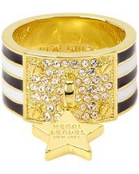 Henri Bendel - Hb Enamel Star Ring - Lyst