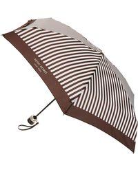 Henri Bendel - Striped Mini Umbrella - Lyst