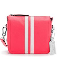 Henri Bendel - Spruce Street Striped Crossbody - Lyst