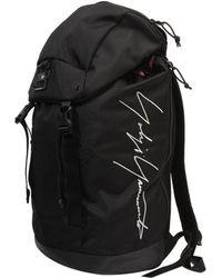 Yohji Yamamoto - New Era Floral Cap Protector Backpack Black - Lyst
