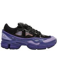 Raf Simons - Adidas Ozweego Iii Sneaker Purple/black - Lyst