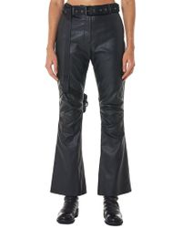 Hyein Seo - Military Garter Strap Trousers - Lyst