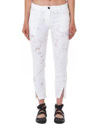 Ann Demeulemeester - 'norwood' Jeans - Lyst