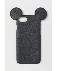 H&M Iphone 6/7/8 Case - Black