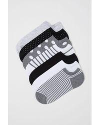 H&M - Socquettes, lot de 7 paires - Lyst