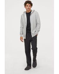 H&M - Pajama Pants - Lyst