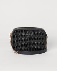 H&M - Braided Shoulder Bag - Lyst