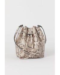 H&M - Bucket Bag - Lyst