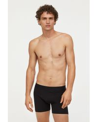 H&M - 7-pack Boxer Shorts - Lyst
