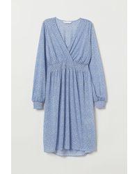 H&M - MAMA Gesmoktes Kleid - Lyst