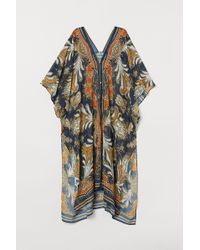 H&M - Kaftan With Buttons - Lyst
