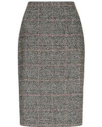 Hobbs - Multicoloured 'lorelai' Pencil Skirt - Lyst