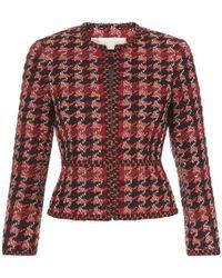 Hobbs - Angeline Tweed Jacket - Lyst
