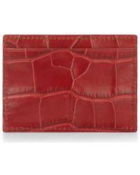 Hobbs - Oxford Card Holder - Lyst