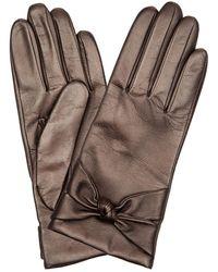 Hobbs - Verity Bow Glove - Lyst
